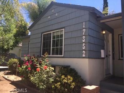 17352 Burma Street, Encino, CA 91316 - #: SR19167632
