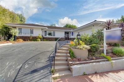 438 N Robinwood Drive, Brentwood (LA), CA 90049 - #: SR19170245