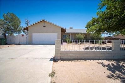 20548 Neuralia Road, California City, CA 93505 - #: SR19171489