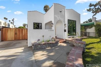 11014 Blix Street, Toluca Lake, CA 91602 - #: SR19180775