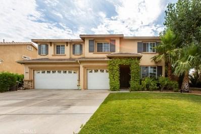 39040 Giant Sequoia Street, Palmdale, CA 93551 - #: SR19185910