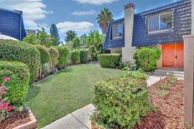 1540 Redwood Circle, Thousand Oaks, CA 91360 - #: SR19188831