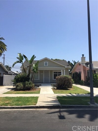 2716 S Palm Grove Avenue, Los Angeles (City), CA 90016 - #: SR19190217