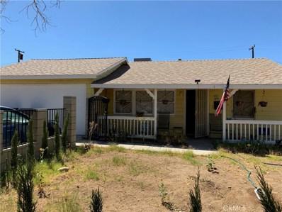 202 E Avenue P2, Palmdale, CA 93550 - #: SR19195887