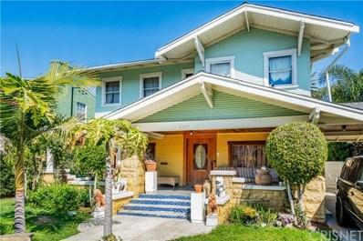 2357 W 21ST Street, Los Angeles (City), CA 90018 - #: SR19197449