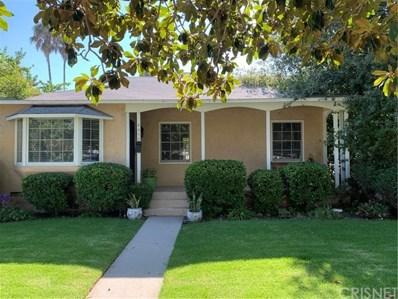 4450 Stansbury Avenue, Sherman Oaks, CA 91423 - #: SR19198417