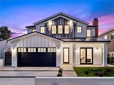 4443 Calhoun Avenue, Sherman Oaks, CA 91423 - #: SR19200047