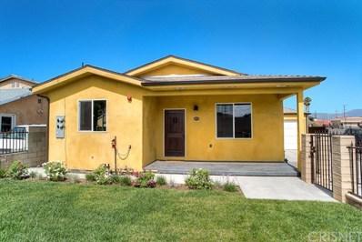 10843 Vinedale St, Sun Valley, CA 91352 - #: SR19201899