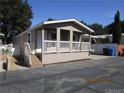 30000 HASLEY CANYON ROAD UNIT 58, Castaic, CA 91384 - #: SR19210336