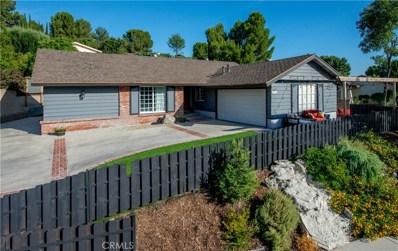 22263 Barbacoa Drive, Saugus, CA 91350 - #: SR19211508