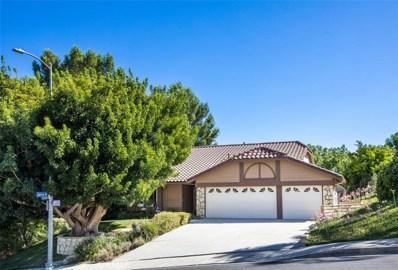 12901 Jolette Avenue, Granada Hills, CA 91344 - #: SR19211639