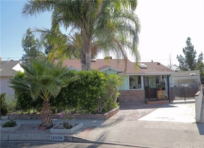 12606 Keswick Street, North Hollywood, CA 91605 - #: SR19215558