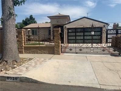 8036 Matilija Avenue, Panorama City, CA 91402 - #: SR19216844