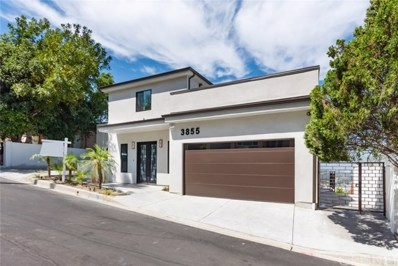 3855 Sherwood Place, Sherman Oaks, CA 91423 - #: SR19217371