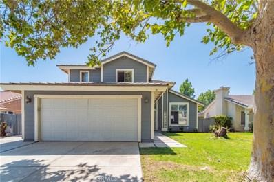 2832 W Milling Street, Lancaster, CA 93536 - #: SR19219229