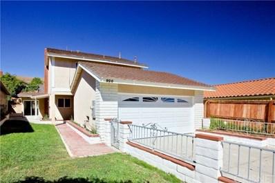 920 W Liberty Avenue, Montebello, CA 90640 - #: SR19223353