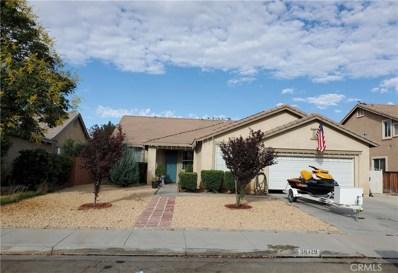 38729 Sienna Court, Palmdale, CA 93550 - #: SR19229665