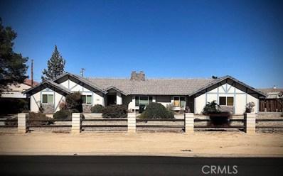 14655 Riverside Drive, Apple Valley, CA 92307 - #: SR19240130