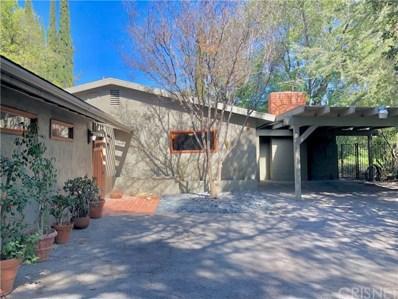 22421 Mulholland Drive, Woodland Hills, CA 91364 - #: SR19245619