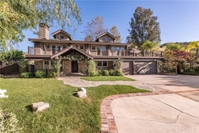 3725 Medea Creek Road, Agoura Hills, CA 91301 - #: SR19245907