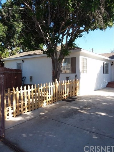 14000 Remington Street, Arleta, CA 91331 - #: SR19251678