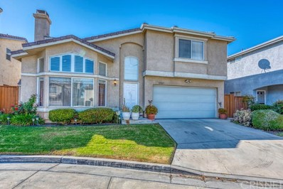 31367 Castaic Oaks Lane, Castaic, CA 91384 - #: SR19258096