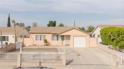 13011 Sunburst Street, Pacoima, CA 91331 - #: SR19265914
