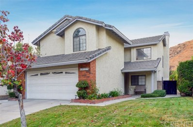 28137 Stonington Lane, Saugus, CA 91350 - #: SR19269875