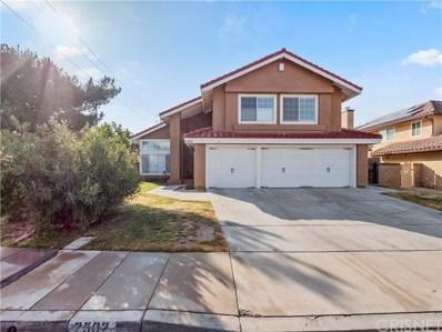 2502 Paxton Avenue, Palmdale, CA 93551 - #: SR19270052