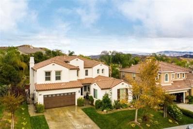 28462 Redwood Canyon Place, Saugus, CA 91390 - #: SR19279325