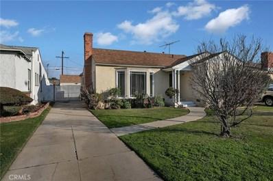 9136 S Van Ness Avenue, Los Angeles, CA 90047 - #: SR20016997