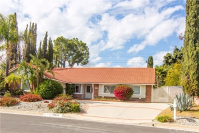 16241 Marilyn Drive, Granada Hills, CA 91344 - #: SR20039328
