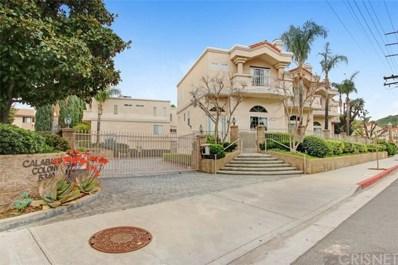 5340 Las Virgenes Road UNIT 22, Calabasas, CA 91302 - #: SR20103991