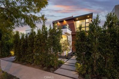 8720 Rosewood Avenue, West Hollywood, CA 90048 - #: SR21049930