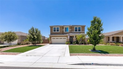 29085 Hidden Meadow Drive, Menifee, CA 92584 - #: SW18150651