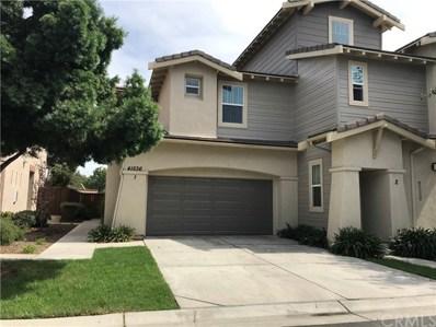 41536 Blue Canyon Avenue UNIT 1, Murrieta, CA 92562 - #: SW18152374