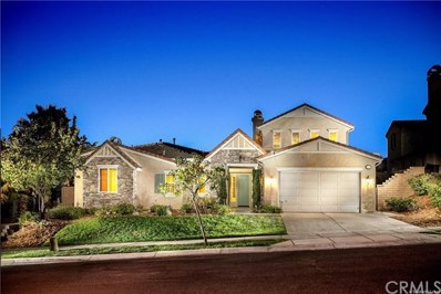 8323 Sanctuary Drive, Corona, CA 92883 - #: SW18172961