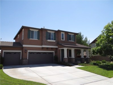 30216 Tattersail Way, Menifee, CA 92584 - #: SW18200693