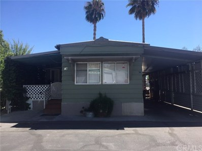 258 W. 7th. UNIT 74, San Jacinto, CA 92583 - #: SW18231583
