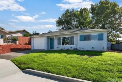 219 Cananea Street, Vista, CA 92084 - #: SW18269573