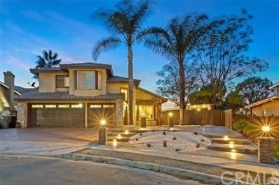 1250 Oakcrest Circle, Corona, CA 92882 - #: SW19043908