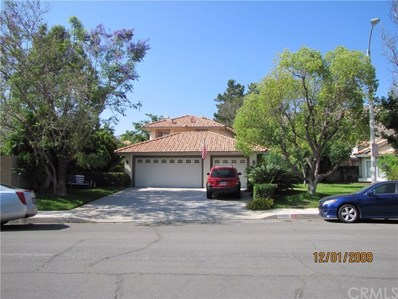 10262 Via Pastoral, Moreno Valley, CA 92557 - #: SW19161403