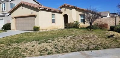17824 Calle Capistrano, Moreno Valley, CA 92551 - #: SW20035635