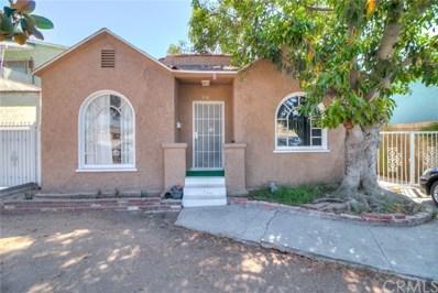 144 W 101st Street, Los Angeles, CA 90003 - #: TR18221183