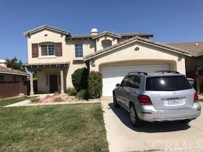 25870 SHORELINE Street, Moreno Valley, CA 92551 - #: TR18234034