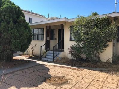 825 Centennial Street, Los Angeles, CA 90012 - #: WS18223936
