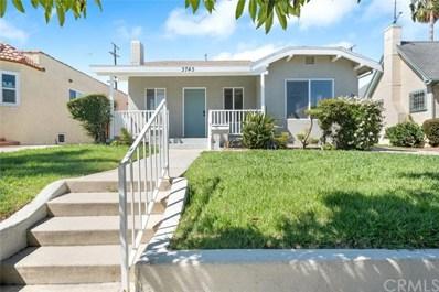 3745 W 58th Place, Los Angeles, CA 90043 - #: WS19202245