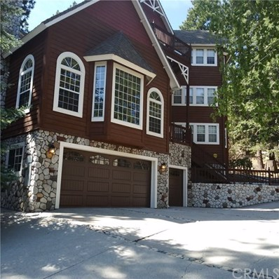 284 N Fairway Drive, Lake Arrowhead, CA 92352 - #: WS19282768