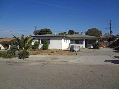 4142 Lockford Street, Santa Maria, CA 93455 - #: 1701608