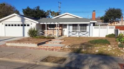 4199 Constellation Road, Lompoc, CA 93436 - #: 18003251